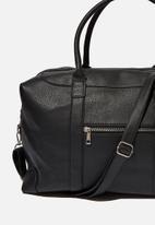 Typo - Nuevo overnighter bag - black