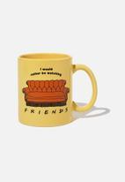 Typo - Anytime mug - watching friends