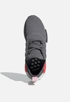 adidas Originals - NMD_R1 - grey four / shock red
