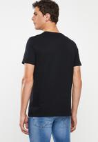 Lee  - Company tee short sleeve - black