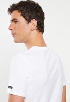 Lee  - Company tee short sleeve - white