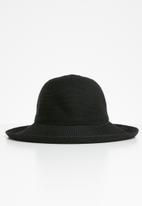 Urban Beach Hats - Hatfield hat - black