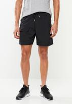 Superbalist - Cargo pockets shorts - black