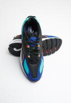 PUMA - Cell speed tr - puma black-galaxy blue