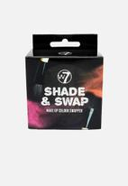 W7 Cosmetics - Shade and swap make up colour swapper