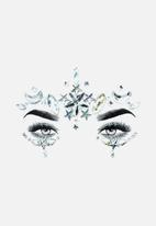 W7 Cosmetics - Festival fever face & body gems - crystal aura
