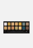W7 Cosmetics - 24K Gold Rush Eyeshadow Palette