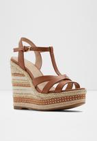 ALDO - Nydaycia heel -  brown