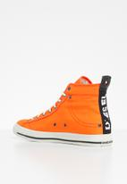 Diesel  - Exposure i - sneaker mid - orange popsicle