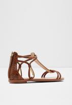 ALDO - Piawen sandal -  210 medium brown