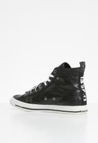 Diesel  - Exposure i - sneaker mid - black