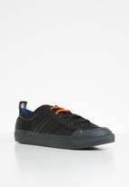 Diesel  - S-astico low lace - sneakers - black