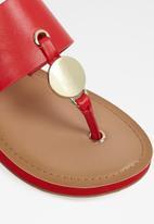ALDO - Yilania sandal - red