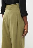 Superbalist - Wide leg culottes - khaki