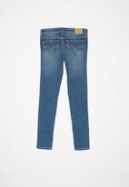 Levi's® - 710 Super skinny jeans - blue