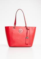 GUESS - Kamryn tote - red