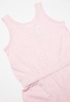 Nike - Girls romper - pink