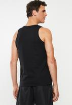 adidas Performance - Bos tank - black