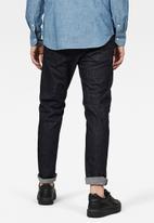 G-Star RAW - 3301 slim  jeans - rinsed