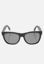 SUPER By Retrosuperfuture - Classic wayfarer sunglasses - black matte