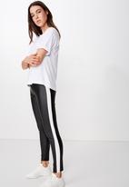 Cotton On - Dante legging  - black