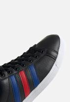 adidas Originals - Coast Star - core black / collegiate royal / scarlet