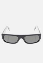 SUPER By Retrosuperfuture - Smile sunglasses - black
