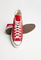 Converse - Chuck 70 hi - enamel red/egret/black