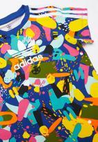 adidas Originals - Tee dress k - multi