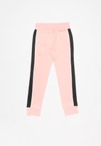 Nike - Nike heritage pant - pink & black