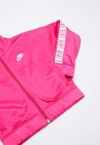 Nike - Nkg logo taping tricot set - pink