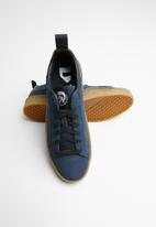 Diesel  - S-clever par low - sneakers - midnight navy & black