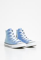 Converse - Chuck Taylor All Star autumn glitter - light blue & white