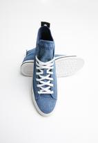 Diesel  - Exposure i - sneaker mid - indigo