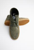 Diesel  - H-clever par desert - sneakers - olive night