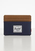 Herschel Supply Co. - Charlie wallet - navy & brown