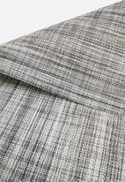Kitchen Craft - Melange woven placemat - grey