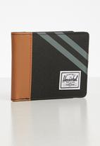 Herschel Supply Co. - Roy wallet - black & brown
