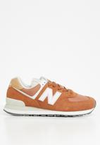New Balance  - 574 seasonal pack - brown