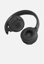 JBL - Tune 500 bluetooth wireless on-ear headphones - black