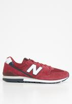 New Balance  - 996 Essential Pack - scarlet