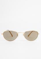 Superbalist - Cole sunglasses - gold