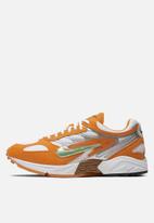 Nike - Air Ghost Racer - orange peel / aphid green-pure platinum