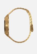 Nixon - Time teller - gold & white