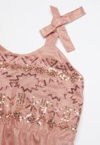 Cotton On - Princess playsuit - pink