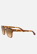 Ray-Ban - Retro sunglasses 51mm - brown