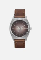 Nixon - Time teller - brown