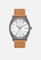 Nixon - Time teller - grey & tan