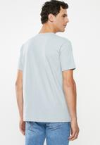 Billabong  - Team wave short sleeve tee - grey
