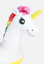 Sixth Floor - Unicorn pool float - multi